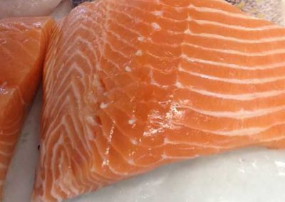 Faroe Island Scottish Salmon